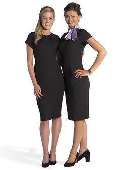 Uniform design cosmetics and singapore on pinterest for Uniform spa manager