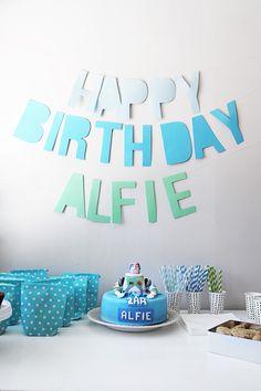 Happy birthday Alfie. By Smäm.