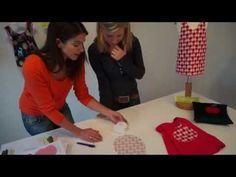 Applikationen nähen, T-Shirts pimpen, applizieren - Anleitung & Motive auf Zierstoff.de