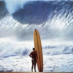 "Awesome video about Greg Noll by Billabong. The most mythic of big wave surfers called ""Da Bull,"" a surfing legend that rode to fame in the halcyon days of the 1950s and 60s. Iconic in his jailhouse trunks, he stared down fear and became the benchmark for busting the limits. http://www.kickstarter.com/projects/journeyofalifetime/journey-of-a-lifetime-pilot-episode-reality-travel"