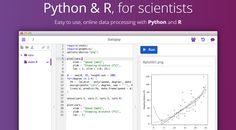 ONE: DataJoy, un nuevo editor en línea de código R y Python