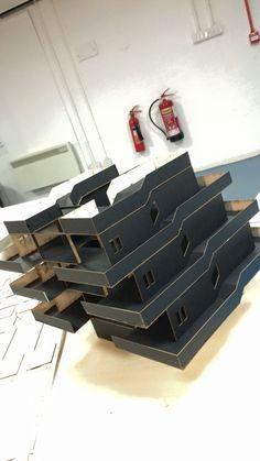 Dwelling Plus model manufacturing