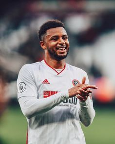 3 goals in his last 5 games 🔛🔥 Sheffield United, Red And White, The Unit, Goals, Baseball Cards, Target