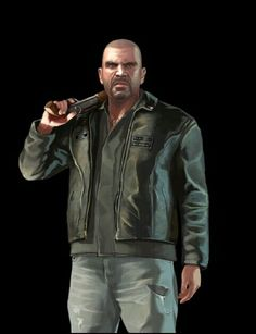 """Johnny """"The Jew"""" Klebitz (GTA IV: The Lost and The Damned)"""