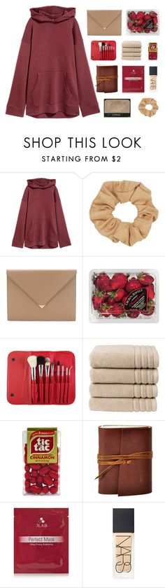"""""""~ ANNOUNCEMENT"""" by glittering-rain ❤ liked on Polyvore featuring NARS Cosmetics, Topshop, Alexander Wang, FRUIT, Morphe, Christy and 3LAB"""