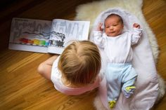 Montessori Baby Week 2 -- A Place in the Family