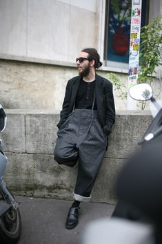 They Are Wearing: Paris Men's Fashion Week Spring 2014 - Slideshow - WWD.com