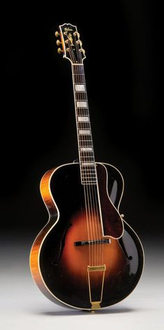 1935 Gibson L-5 Archtop Guitar #91522