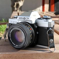 Working Vintage Minolta X370 35mm Film Camera by VintagePhotoAndCo, $68.00 GAH!!!!!!!! I HAVE BEEN WANTING A MINOLTA