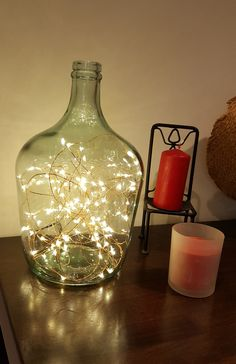Table Centerpieces For Home, Vases Decor, Wine Bottle Art, Wine Bottle Crafts, Ideas Decoracion Cumpleaños, Antique Bottles, Glass Jars, Decorative Accessories, Fall Decor