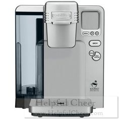 Cuisinart SS-700 Keurig Single-Serve Brewing System with 80 oz Water Reservoir - at Ov