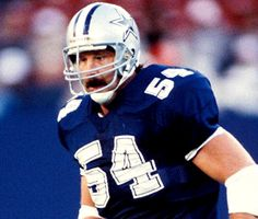"""Dallas cowboys - Randy White...""""Manster"""" Wore #54 in HS he was a total BA"""