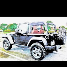 Jeep Rubicon...one day...hopefully soon...