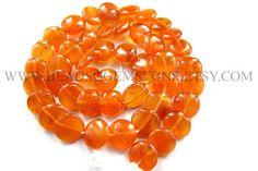 Carnelian Smooth Disc Semiprecious Gemstone Beads Quality #carnelian #carnelianbeads #carnelianbead #carneliandisc #discbeads #beadswholesaler #semipreciousstone #gemstonebeads #beadsogemstone #beadwork #beadstore #bead