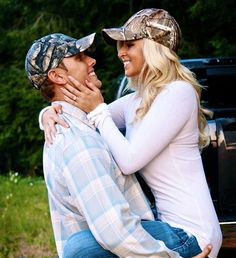 My favorite engagement pose that we did!!!! Love our picture like this!!