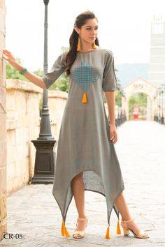 Grey-Cotton-Printed-Traditonal-Indian-Wear-Long-Length-Kurti-5-30998 Whatsapp :- +91 9377709531 #bulk #wholesale #wholesalesupplier #wholesaledealer #bulksupplier #bulkdealer #kurti #kurta #wholesaler #stylish  #kurtiwholesaler #kurtiwholesalesupplier #kurtibulksupplier #kurtibulkdealr #kurtawholesaler #suratwholesaler #latestkurtis  #LKFABKART