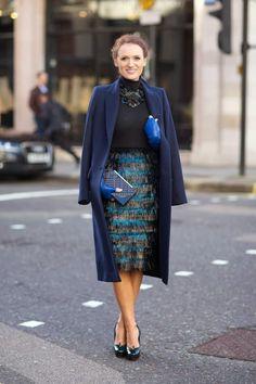 Street style - London - LFW - Etrala London Blog