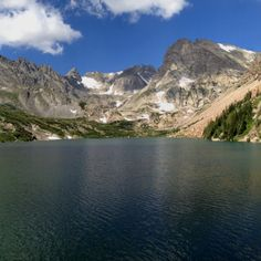 Lake Isabelle, colorado