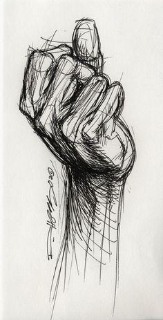 Online Portfolio of Artist Derek Hess Dark Art Drawings, Art Drawings Sketches Simple, Pencil Art Drawings, Hand Drawings, Sketchbook Drawings, Desenho Tattoo, Art Poses, Anatomy Art, Art Reference Poses