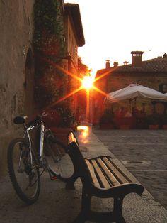Monteriggioni, Siena #TuscanyAgriturismoGiratola