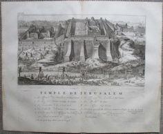 R-de-Hooghe-Large-Beautiful-Bible-Engraving-Jerusalem-Temple-1721