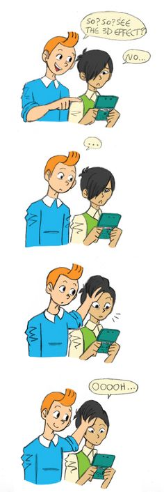 """""""Chang? Get a haircut, dude..."""" 