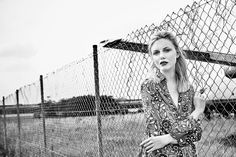 Campaign for MACHIMA Berlin  Model: Louise Amelie Whitehouse Hair&Makeup: Alexandra Rudneva