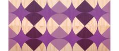 hand-printed decorative panels - geometric on Behance
