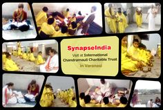 Chandramauli trust in Varanasi is dedicated to provide ancient education of Sanskrit language & Indian Vedas to children which focuses on eternal peace of mind. Take a look on video shot during SynapseIndia visit at International Chandramauli Charitable Trust at http://www.dailymotion.com/video/x5411vf