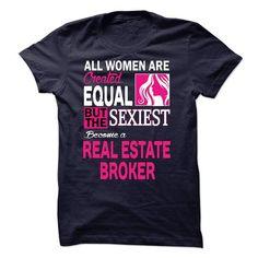 I'm A/An REAL ESTATE BROKER T-Shirt Hoodie Sweatshirts iui