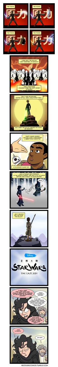 """Avatar: The Last Jedi by Neodusk on DeviantArt"""