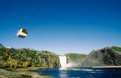 6 only in Quebec summer adventure activities. Stuff To Do, Things To Do, Largest Waterfall, St Lawrence, Adventure Activities, Quebec City, Old World Charm, The Province, Canada Travel