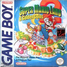 Super Mario Land 2: 6 Golden Coins= FAVE
