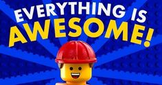 The LEGO Movie: Awesome Reviews TV Spot -- Fans and critics agree that this is the first blockbuster must-see movie of the year, in theaters now. -- http://wtch.it/pwfre