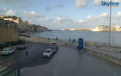 Live Cam Grand Harbour – #Valletta #Malta #Travel