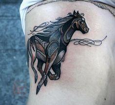 Horse!    DAVID HALE  Athens,Georgia  davidhale.org  Phone:(706) 540-6555  Email: DavidHaleTattoo@gmail.com
