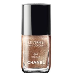 Chanel Delight. Beautiful bronzy color that's amazing on the hands during early fall.