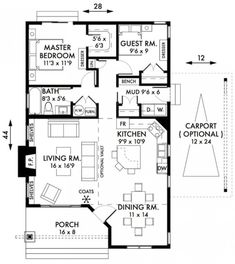 Stylish Two Bedroom House Plans to Realize: Awesome Two Bedroom House Plans Cabin Cottage House Plans Floorplan With Small Bath And A Mudroom Also Open Floor Kitchen And Dining ~ SFXit Design Bedroom Inspiration by socorro