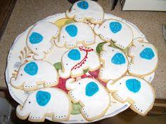 El mundo culinario de Cris: dulces - galletas elefante