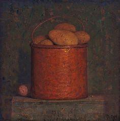 Kirill Doron(Russian/American ) Potatoes oil
