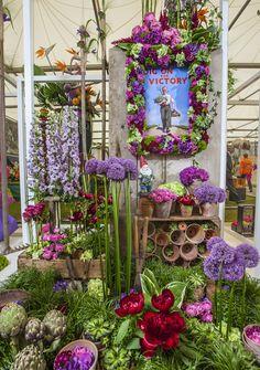 Interflora RHS Chelsea Flower Show 2013