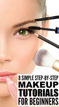 If you're looking for the best step-by-step makeup tutorial for beginners to teach you the basics of applying foundation, concealer, eyeshadow, eyeliner, mascara, and blush, tips for perfect contouring and highlighting, how to fill in your eyebrows properly, and the secret to the natural no makeup makeup look we all love, this collection of makeup videos is for you! Perfect for teens and adults alike, we've rounded up 8 fabulous tutorials to teach you how to apply makeup like a pro!