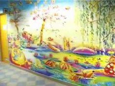 Un reparto da Favola Cesena decorato da Sally Galotti
