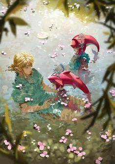 Legend Of Zelda Memes, The Legend Of Zelda, Legend Of Zelda Breath, Link Zelda, Fullmetal Alchemist Brotherhood, Image Zelda, Princesa Zelda, Botw Zelda, Link Art