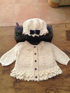 45 Free baby sweater crochet patterns - Page 5 of 45 - hotcrochet . Crochet Baby Sweater Pattern, Crochet Baby Sweaters, Baby Girl Sweaters, Crochet Coat, Crochet Baby Clothes, Baby Knitting Patterns, Baby Patterns, Crochet Patterns, Crochet Toddler Dress