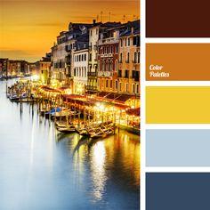 Yellow Color Palettes | Page 8 of 16 | Color Palette Ideas