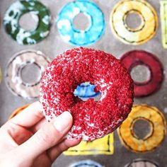 "You can always expect something different at the Doughnut Plant in NYC. Made fresh daily, the flavors are always changing. For donut style, choose between their classic yeast donut, filled square donuts (most popular), cake donuts, or their smaller round ""doughseeds."" (The Coconut Cream and Peanut Butter Banana Cream square filled donuts..)"