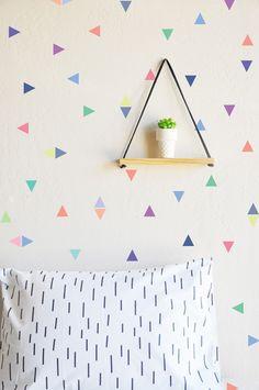 Ice Cream Palette Tiny Triangles                                                                                                                                                                                 More
