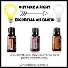 Promote more restful sleep with doterra cedarwood, lavender and frankincense essential oils - doterra sleep blends. by maryellen