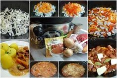 Blog s tipy a recepty pro pomalý hrnec! Slow Cooker Recipes, Muffin, Food And Drink, Yummy Food, Breakfast, Blog, Slow Cooking, Food Ideas, Thermomix